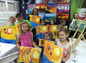 Summer Art Camp in Somerset County NJ