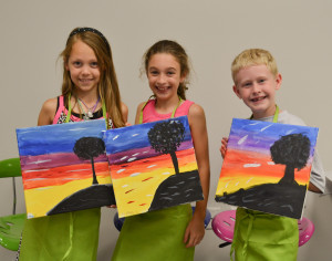 Summer Arts and Craft in Somerset County NJ
