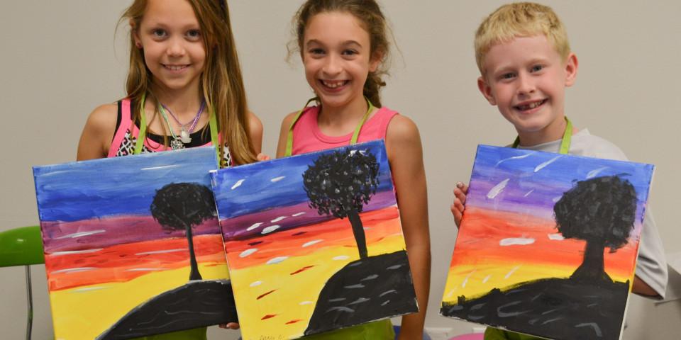 Summer Art Camp in Somerset County NJ