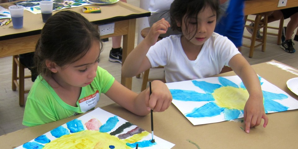 Kids Art Camp in New Jersey